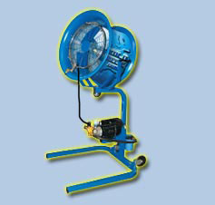 FREESTANDING MOBILE FAN